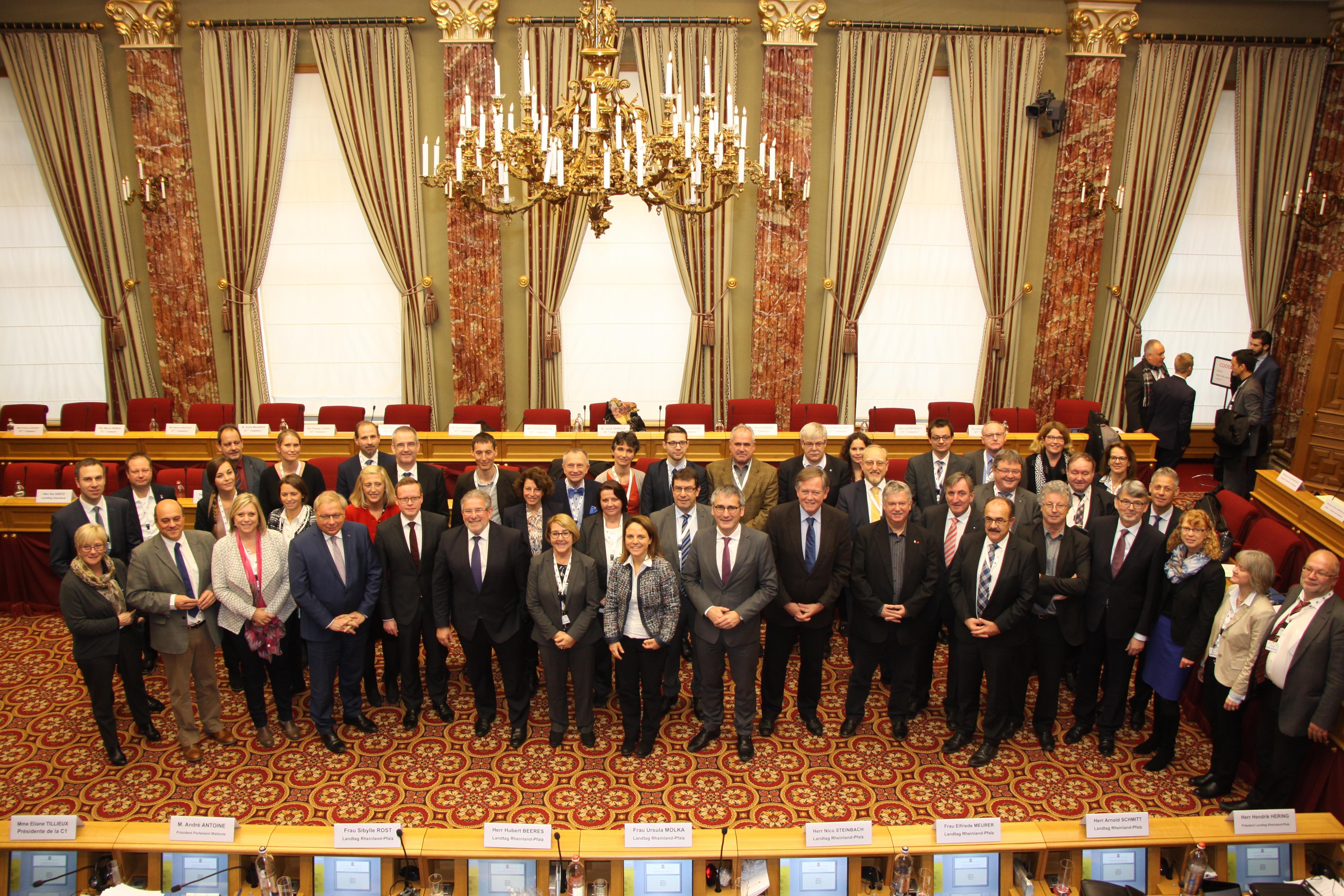 Conseil parlementaire interrégional