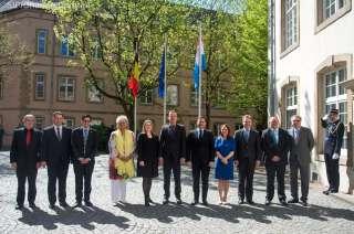 Réunion commune des gouvernements du Grand-Duché de Luxembourg et de la Communauté germanophone de Belgique
