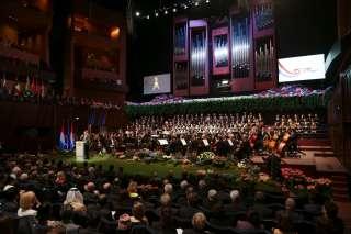 Fête nationale 2016, Philharmonie Luxembourg - Cérémonie officielle - Discours du Premier ministre, ministre d'État, Xavier Bettel