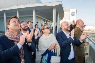 Lancement du satellite GovSat-1 (29-31 janvier 2018)