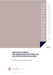 , Analyse de l'impact des interactions sectorielles sur l'évolution des salaires - Comparaison de quatre pays