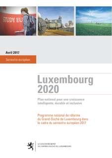 Rapport_Lux_2020_2017_0424b.indd, Programme national de réforme du Grand-Duché de Luxembourg 2017