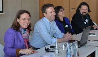 Corinne Cahen aux Assises régionales sur l'intégration locale