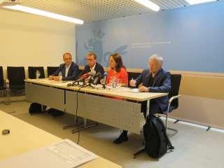 Conférence de presse au sujet du projet «Assistance aux ménages en précarité énergétique»