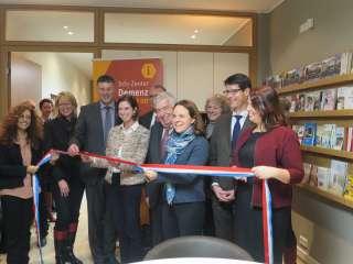 Inauguration officielle des locaux du Info-Zenter Demenz