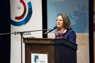 Discours, Corinne Cahen, ministre de la Famille et de l'Intégration