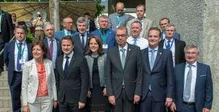 Sommet informel de la Grande Région (04.07.2017), Photo de groupe