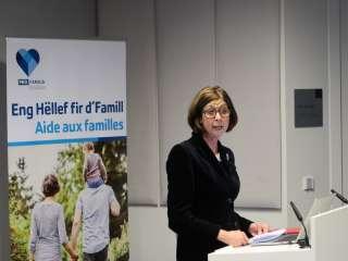 Allocution, Lydia Mutsch, ministre de l'Égalité des chances