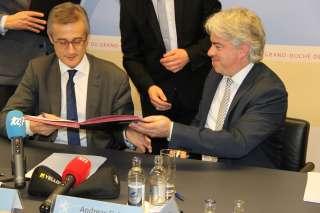 Présentation du projet d'étude sur l'histoire de la justice au Luxembourg